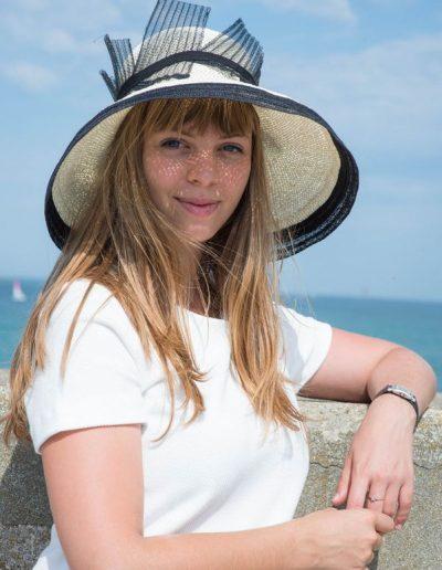 Chapeaux de cérémonie Céline Robert à Saint-Malo