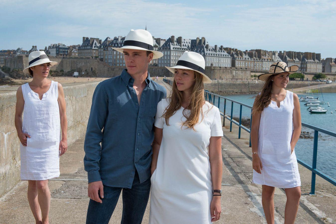 le moins cher mieux aimé design exquis Chapeau de pluie et cérémonie, casquette, bonnets, bérets à ...