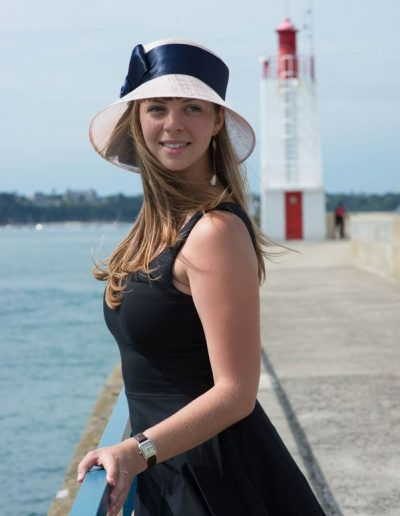 Chapeaux de cérémonie Tout en tête Saint-Malo Benic