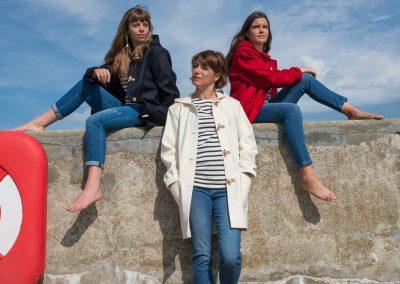 La Boutique Bénic à Saint-Malo propose des manteaux et des duffle-coats