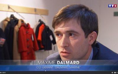 Superbe reportage de TF1 sur la Maison DALMARD MARINE à Paimpol
