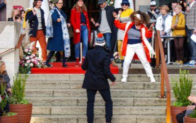 Retour sur la boutique Bénic au défilé de mode Intra Muros