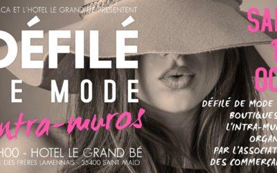 Défilé de Mode Intra Muros – Collection Automne Hiver 2019-2020